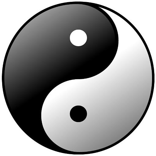 yin and yang are negative yin and positive yang forces these forces ...