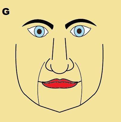 nasolabial folds or smile lines